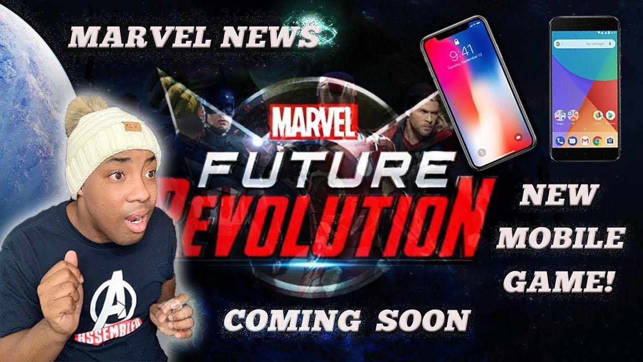 Marvel Future Revolution Trailer Review *NEW* RPG