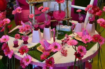 Beautiful Idee Deco Jardin Pour Fete Contemporary - Matkin.info ...
