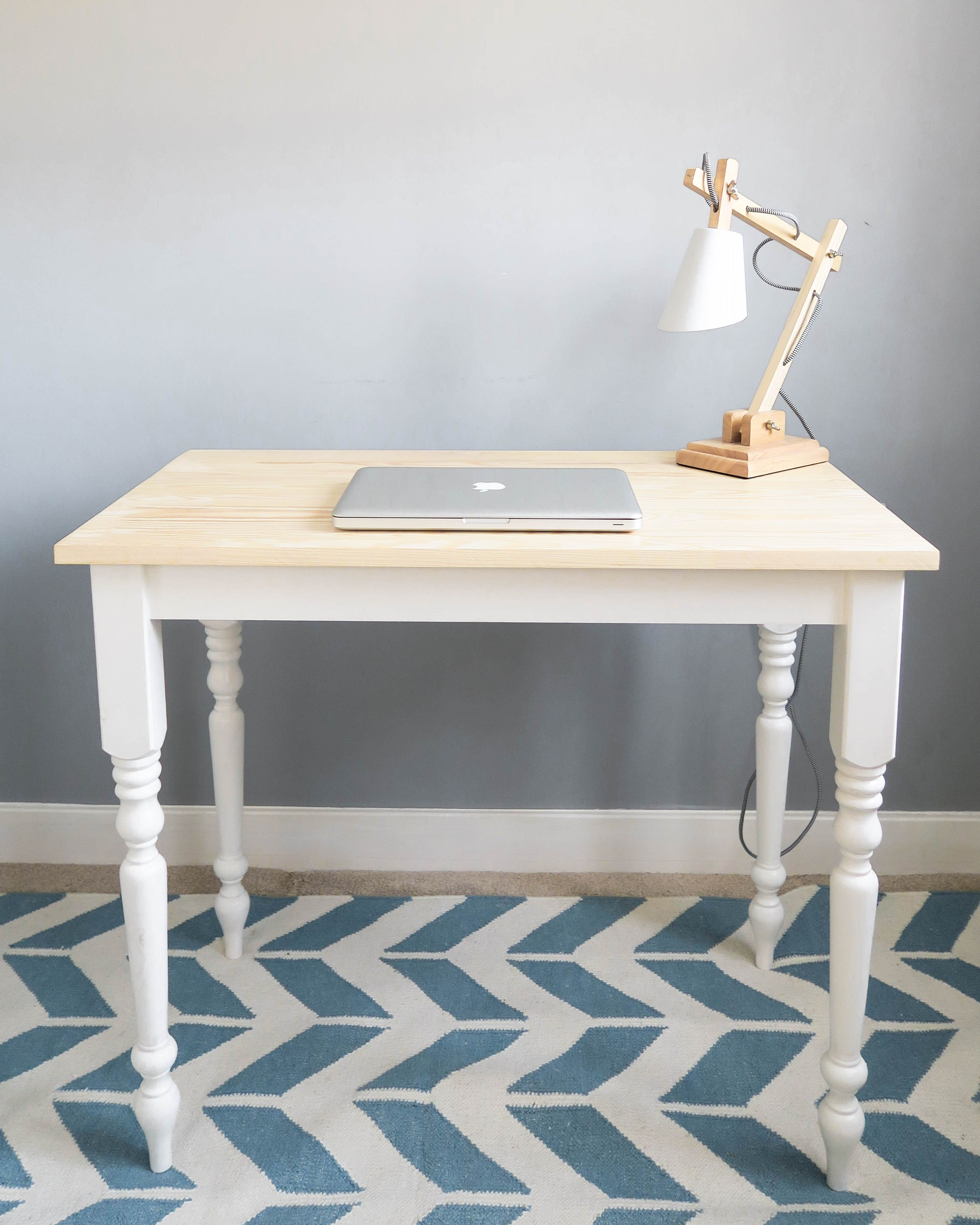 Modern Farmhouse Writing Desk Get Motivated To Work With Our Modern