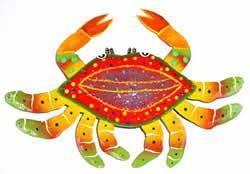 Red Crab, Large