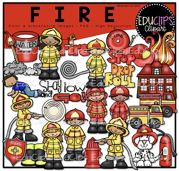15++ Fire safety month clipart ideas in 2021