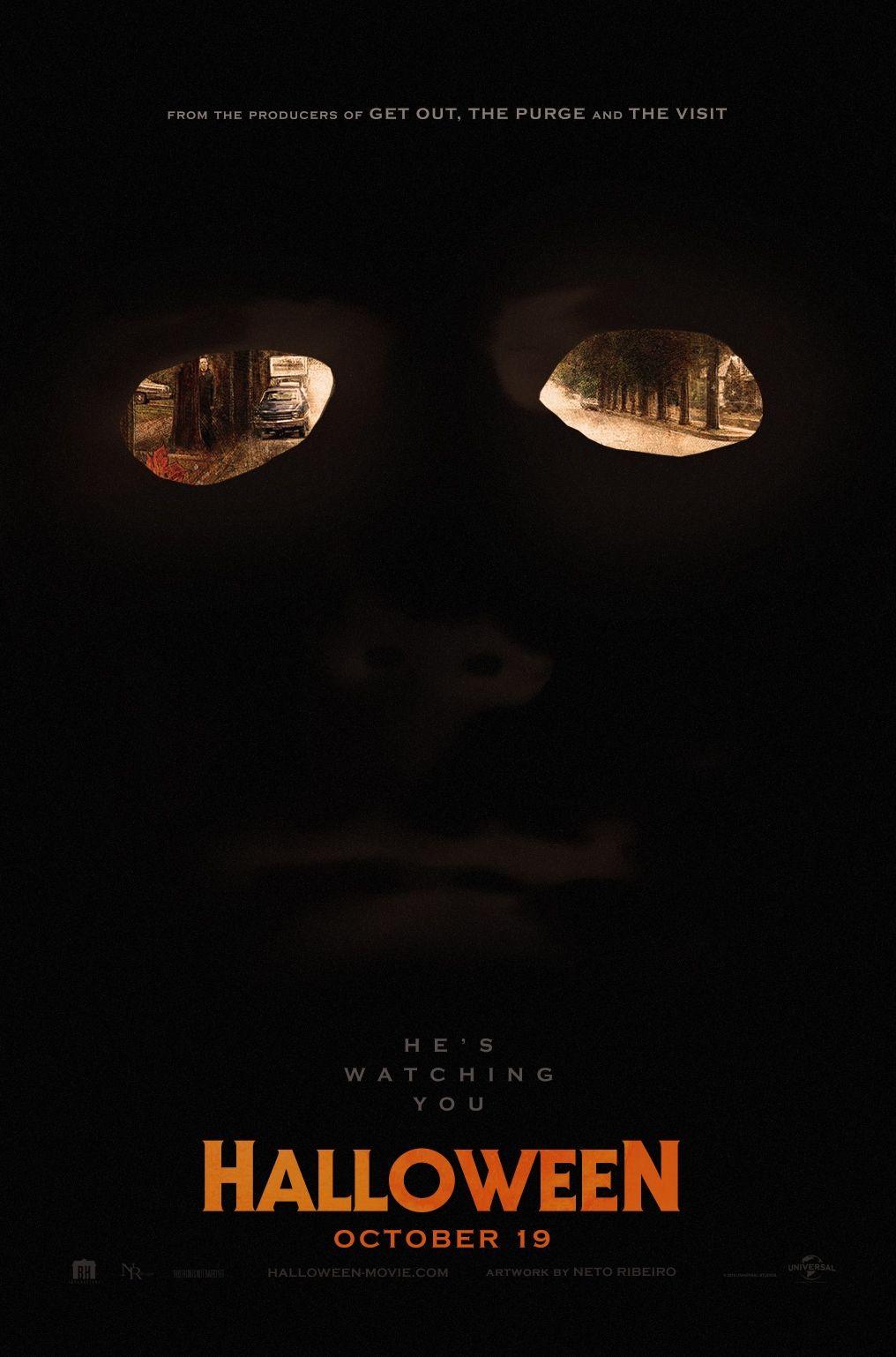 Halloween (2018) [1016 x 1538] Oh The Horror