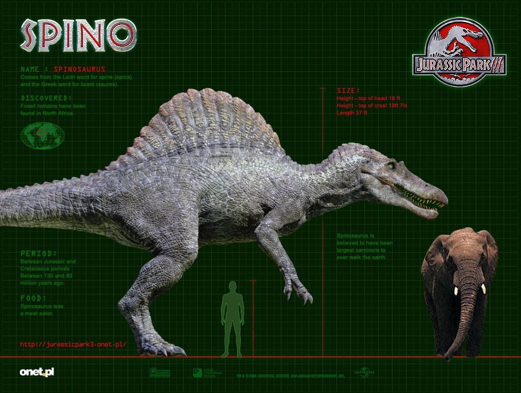 spinosaurus jurassic park 3 buscar con google i dont care if it eats