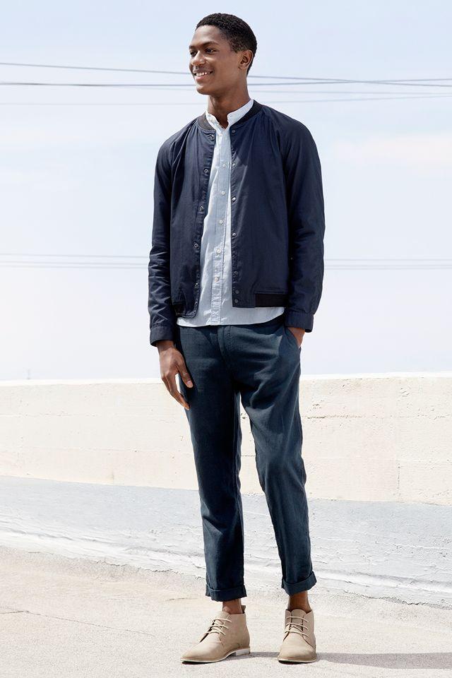 Off Duty Ease Hm For Men Hm Man Fashion Mens Fashion
