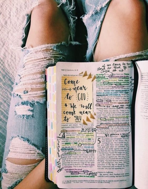How to Find the Right Bible for You. — hannah brencher.