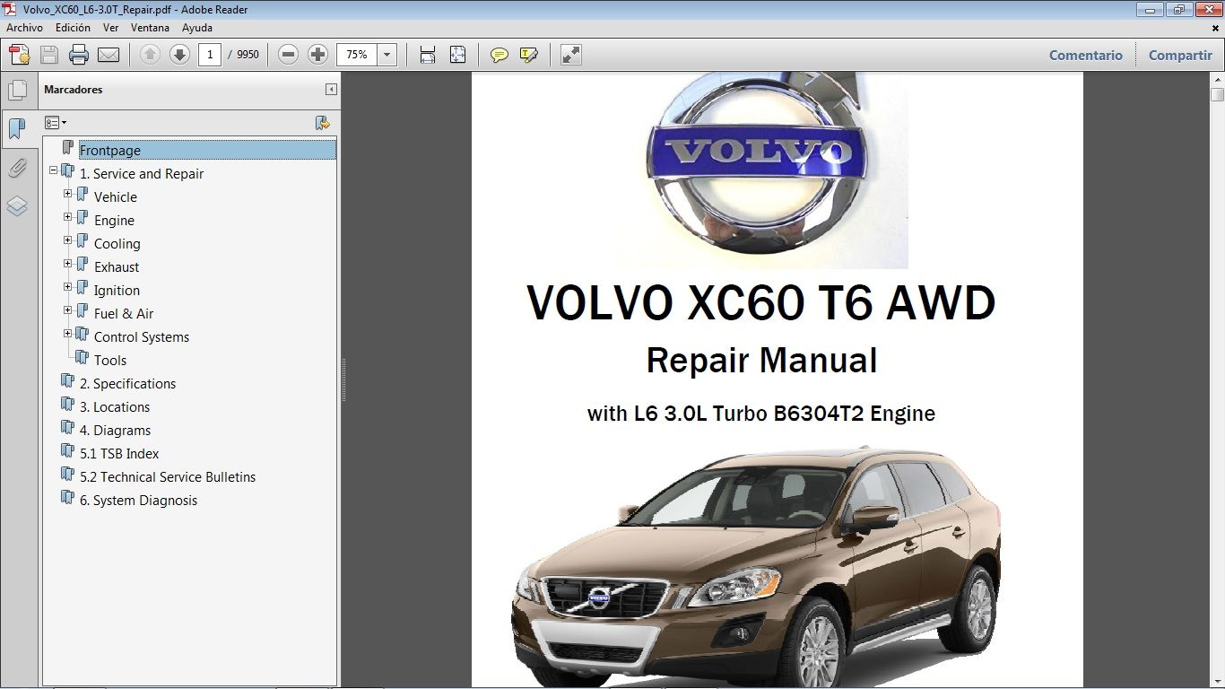 Pin On Manuales Volvo