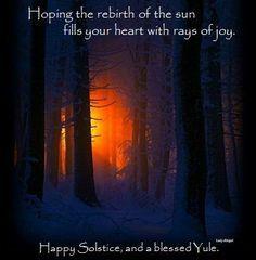Yule Blessings Greetings Yule On Pinterest Yule Winter