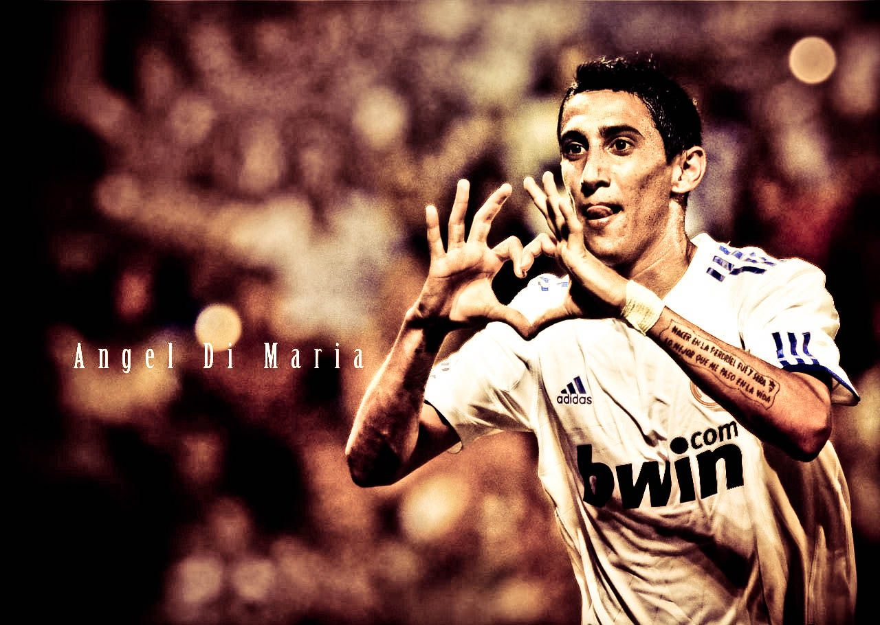 Angel Di Maria High Quality Wallpaper Di Maria Angel Di Maria