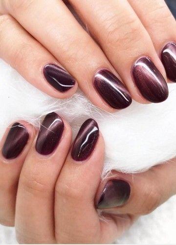 Neue Trend Manikure So Edel Wirken Tiger Eye Nails Beauty Trends