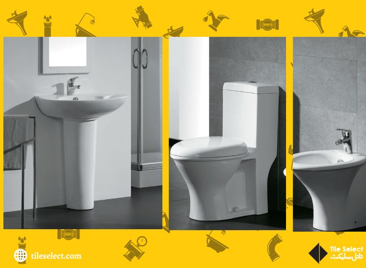 Exquisite range of brand sanitary wares! These spectacular bath ...