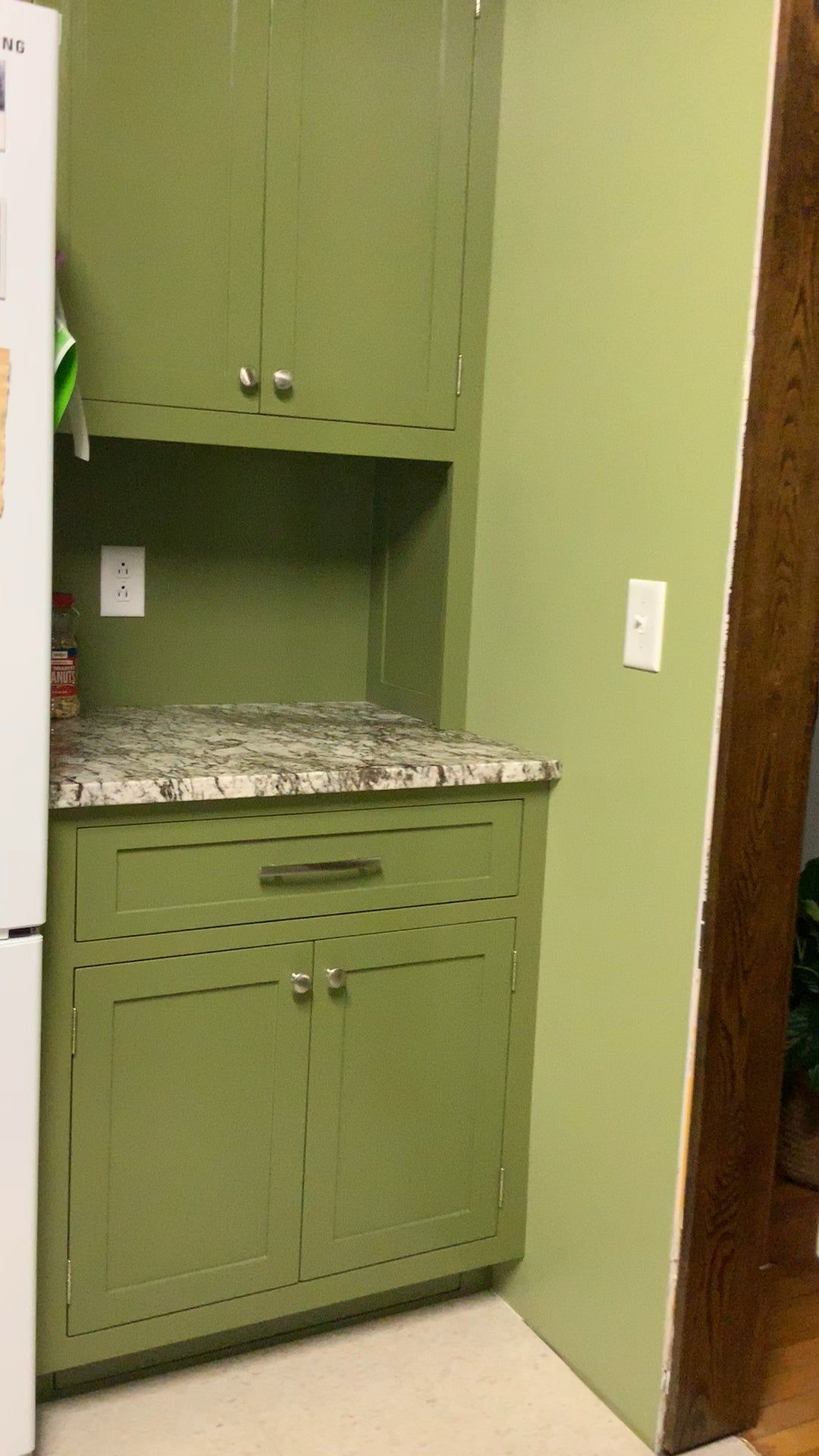 Kitchen Hiding Spot Took Forever To Build Secretcompartments