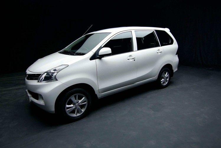 2013 Toyota Avanza 1 5 G A T Model Body Type Mpvs Registration