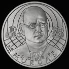 Mince: 10 Euro/2014 - Jozef Murgaš - BK