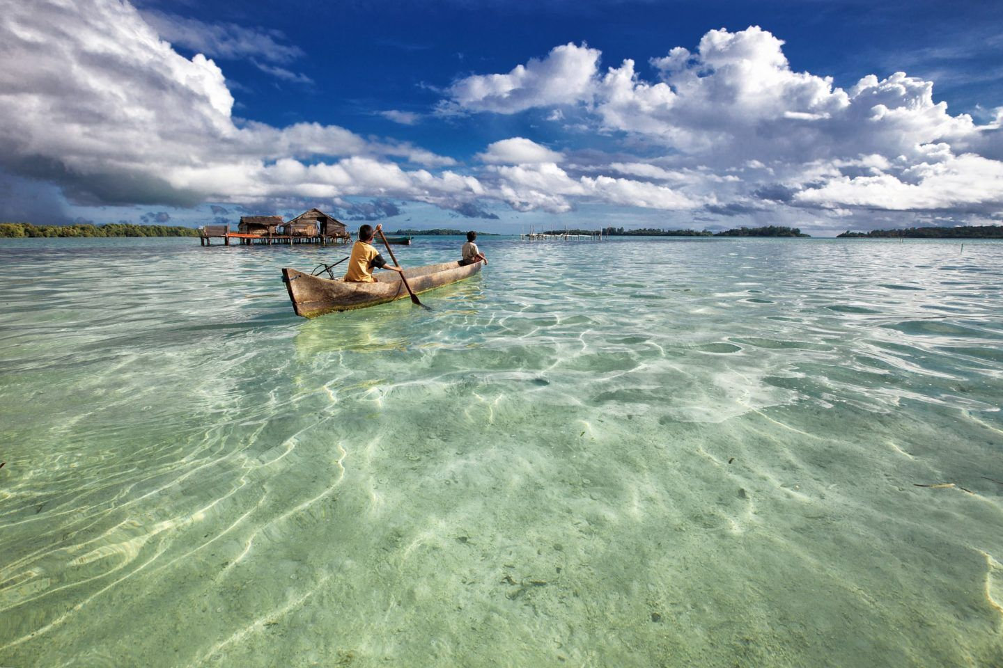 Our snorkelling experience in Indonesia Siddharth and