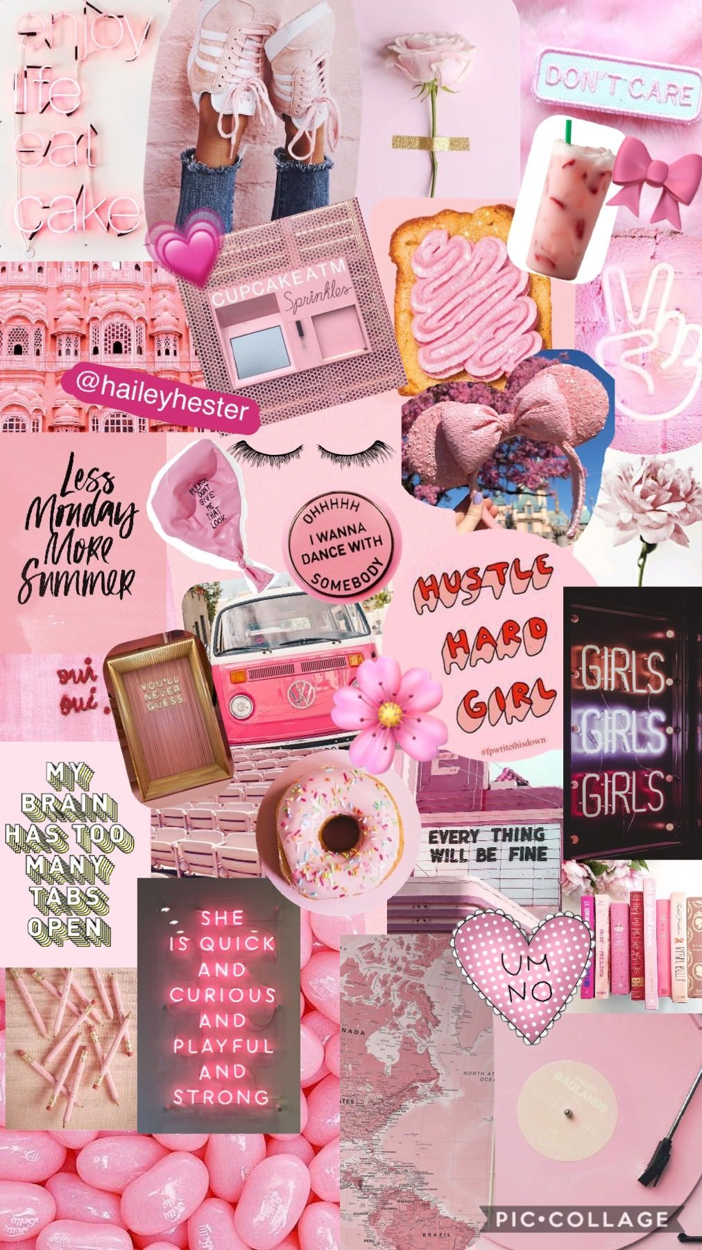 Pink Aesthetic Wallpaper🌸🎀💗 Follow me sheisloved_37