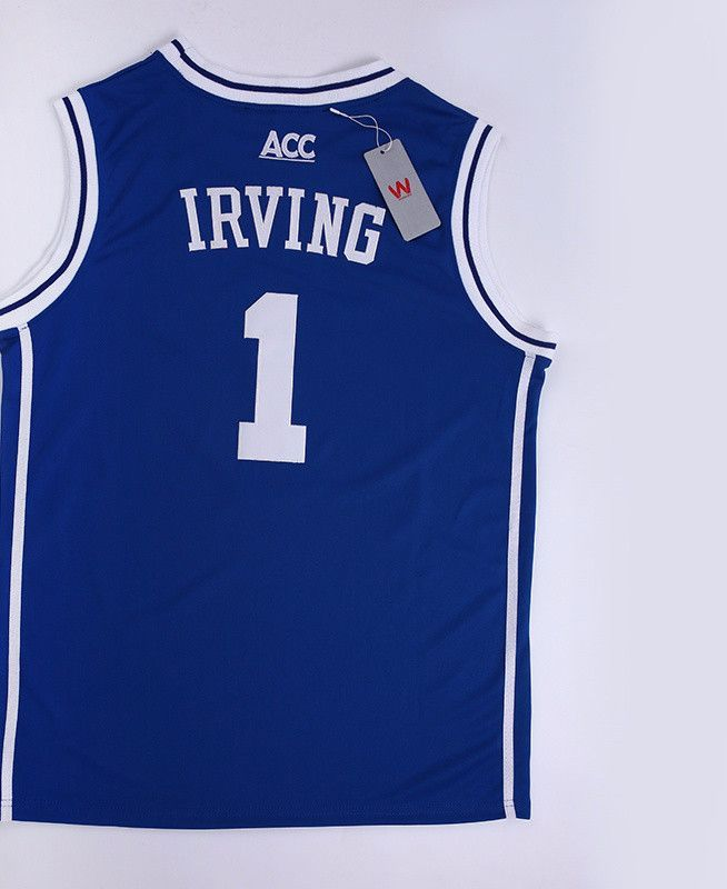 e976d1cd3073 1 Kyrie Irving Duke College Jersey