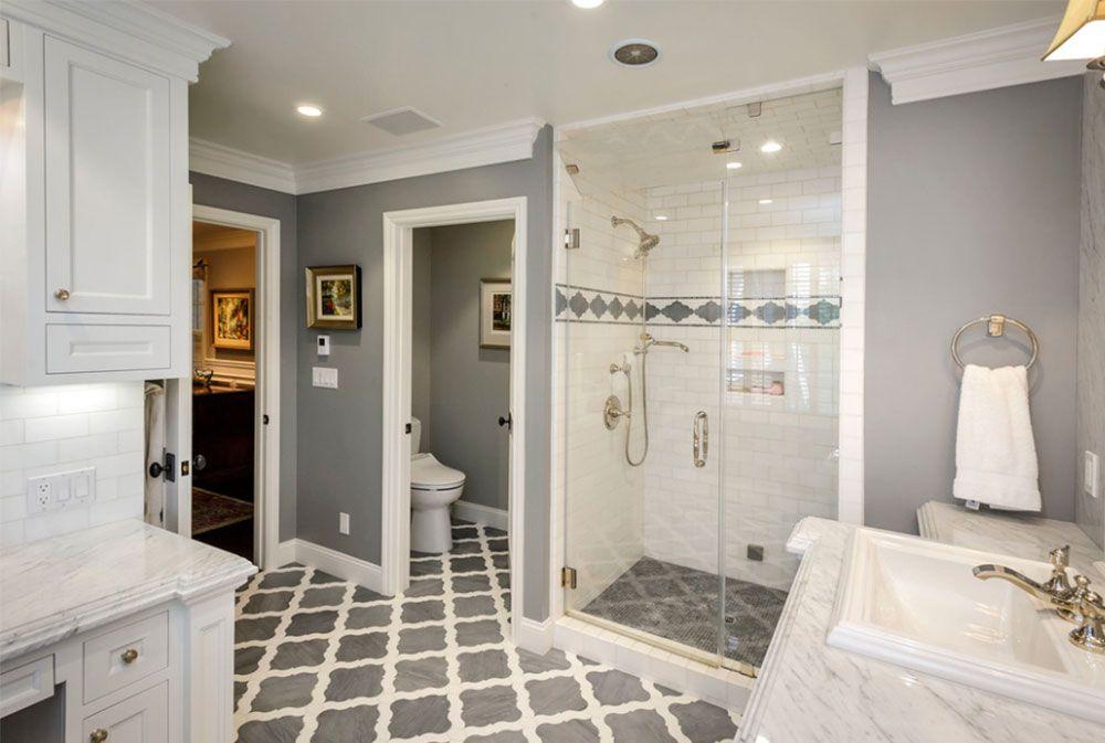 Traditionelle Badezimmer Ideen Zu Verwenden Fur Ein Gepflegtes Aussehen Bad Fliesen Designs Badezimmer Akzente Tolle Badezimmer