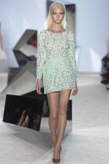 Sasha !! Giambattista Valli | Spring 2014 Couture Collection | Style.com
