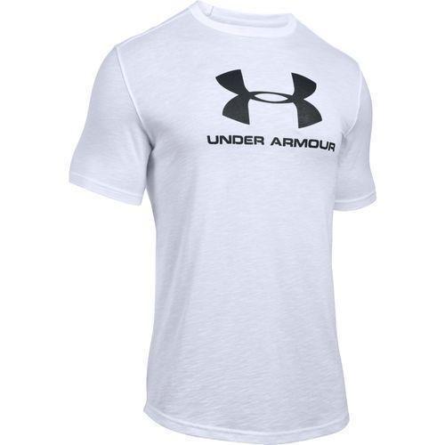Under Armour Men Heatgear Ua Sportstyle Branded Tshirt M L 2xl White 1293312 100 Underarmour Shir Under Armour T Shirts Under Armour Men Under Armour Outfits