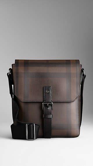 8b9930900c87 Smoked Check Crossbody Bag