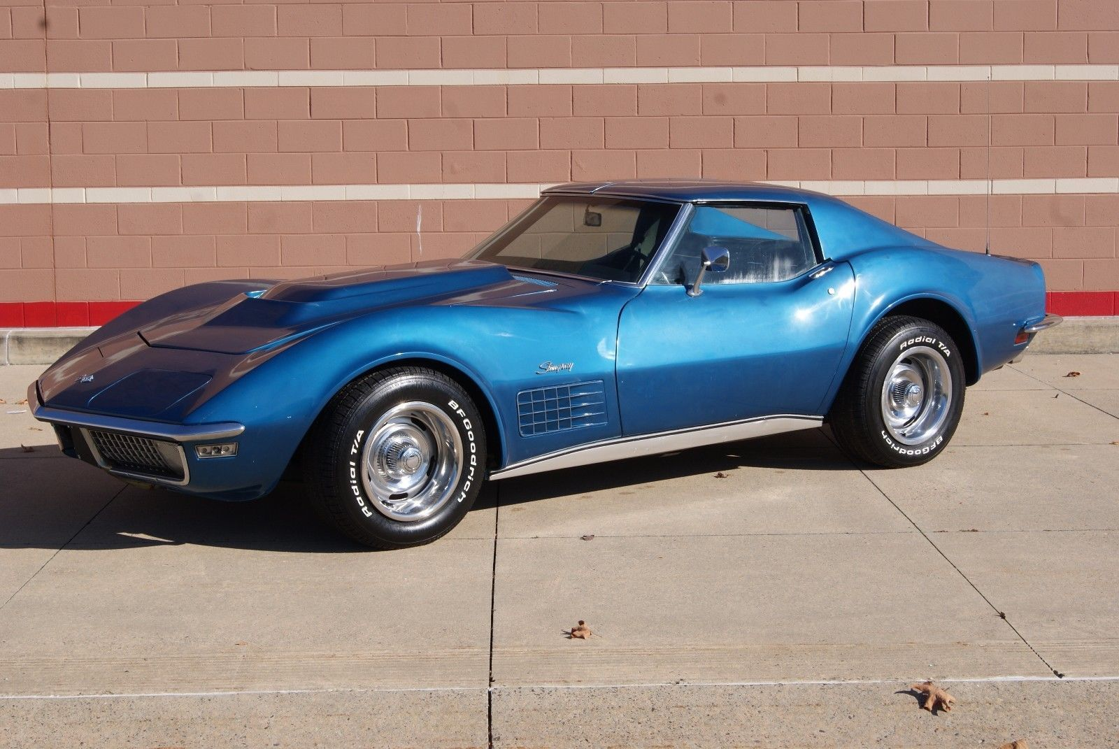 Nice Great 1970 Chevrolet Corvette Stingray 1970 Corvette Stingray Factory A C P W Tilt Wheel Rear Defrost No Rsv 2018 Araba Sanati Araba