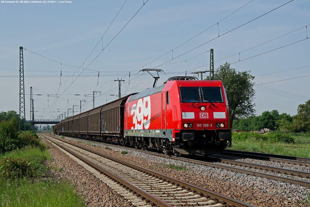 ICYMI 'Deutsche Bahn must let go of DB Schenker' Europe