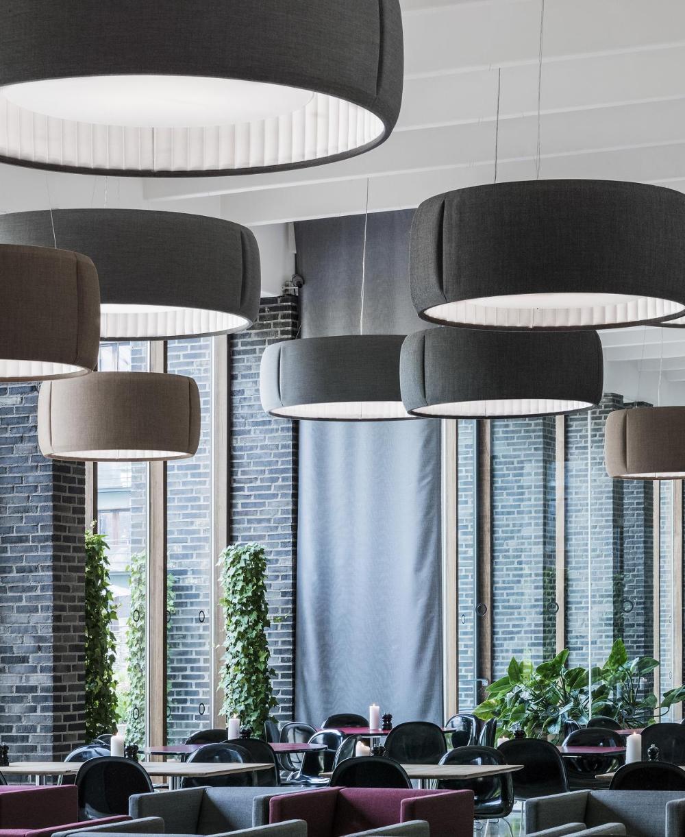 Silenzio 90 Akustikleuchten Luceplan Prediger In 2020 Lampenschirm Aussenleuchten Design Leuchten