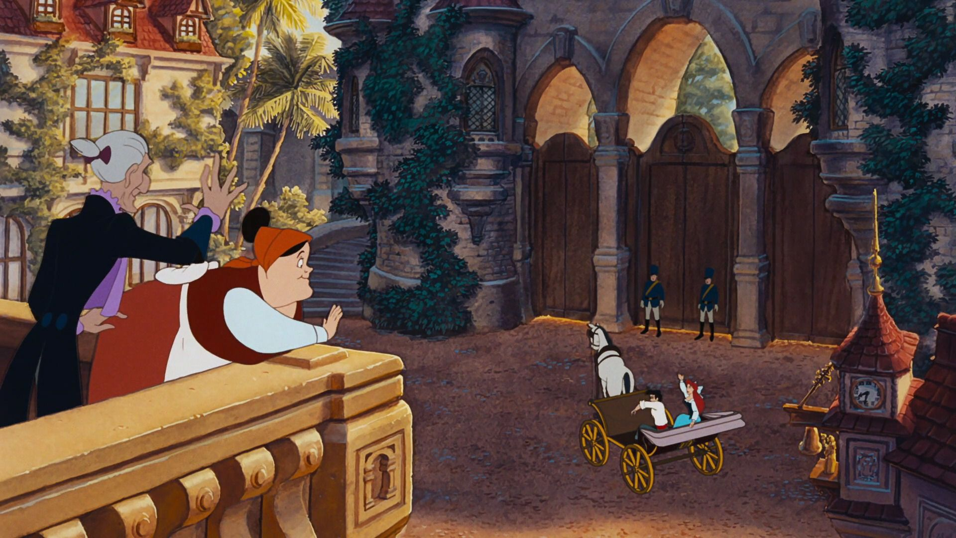 little mermaid castle courtyard | Little-mermaid-1080p-disneyscreencaps.com-6771