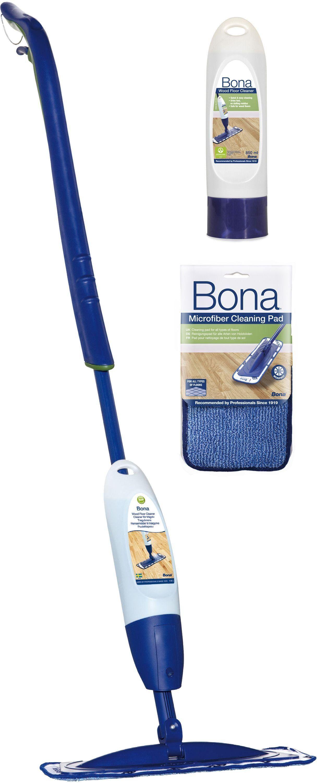 Bona Spray Mop Kit for Wood Floors. in 2020 Wood floor