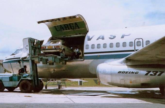VASP Cargo