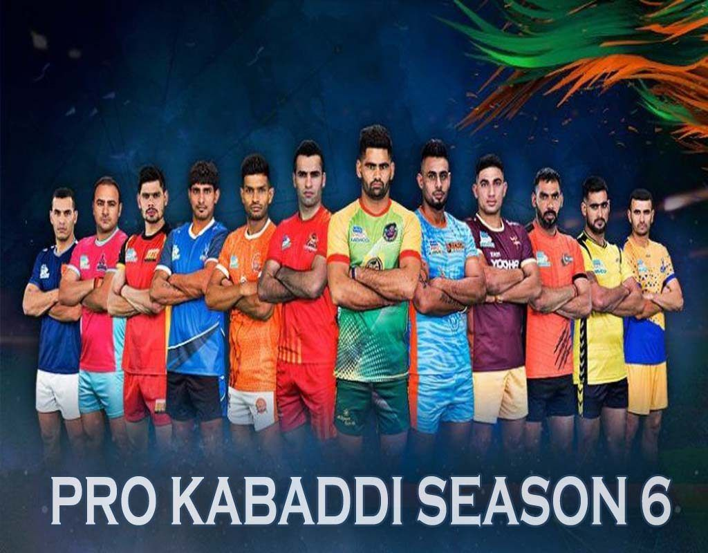Pro Kabaddi Has Been Super Hit Since Its Beginning Season This Season Will Be No Less Than A Hit The Pro Kabaddi Sea Pro Kabaddi League Premier League League