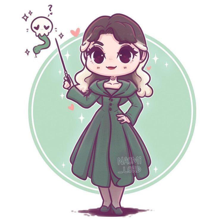 Narcissa Malfoy Desenhos Harry Potter Personagens Harry
