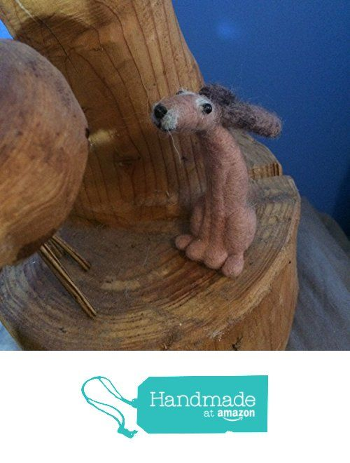 Needle Felted Hare from Essence of Tranquility https://www.amazon.co.uk/dp/B01LYWUHE1/ref=hnd_sw_r_pi_dp_ksq8xbDRZZXAG #handmadeatamazon