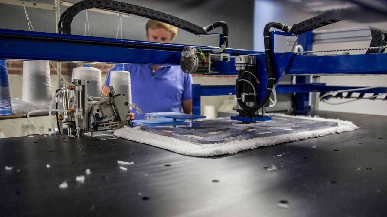 sewbots arkansas garment producer