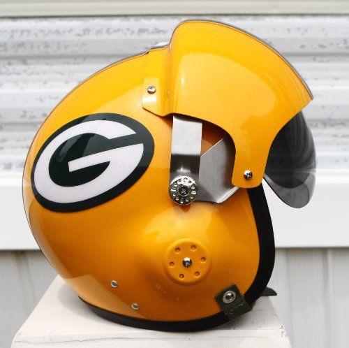 Green Bay Packers Motorcycle Helmets Helmet Motorcycle Helmets Helmet Design