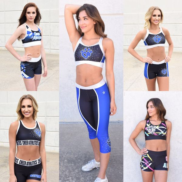925d4ab2f 2017 Cheer Athletics Practice Wear