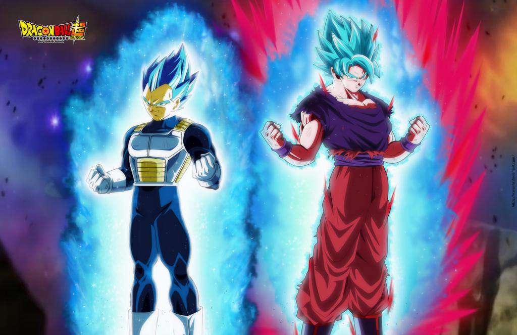 Vegeta Y Goku Vs Jiren By Naironkr Deviantart Com On Deviantart Dragon Ball Super Manga Dragon Ball Super Goku Goku Vs Jiren