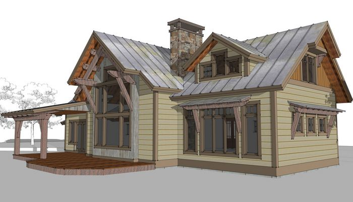 Timber Frame Homes The Newhouse Timberbuilt Ideas For