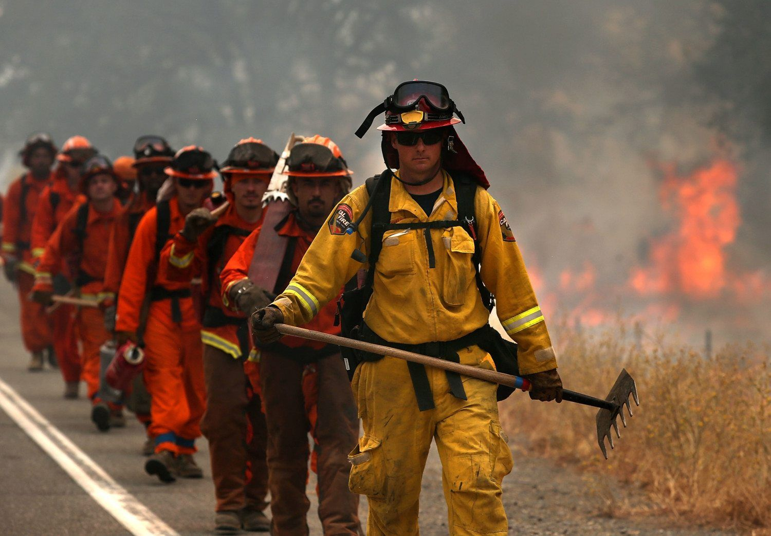 These Are The 10 Most Stressful Jobs Of 2017 Firefighter