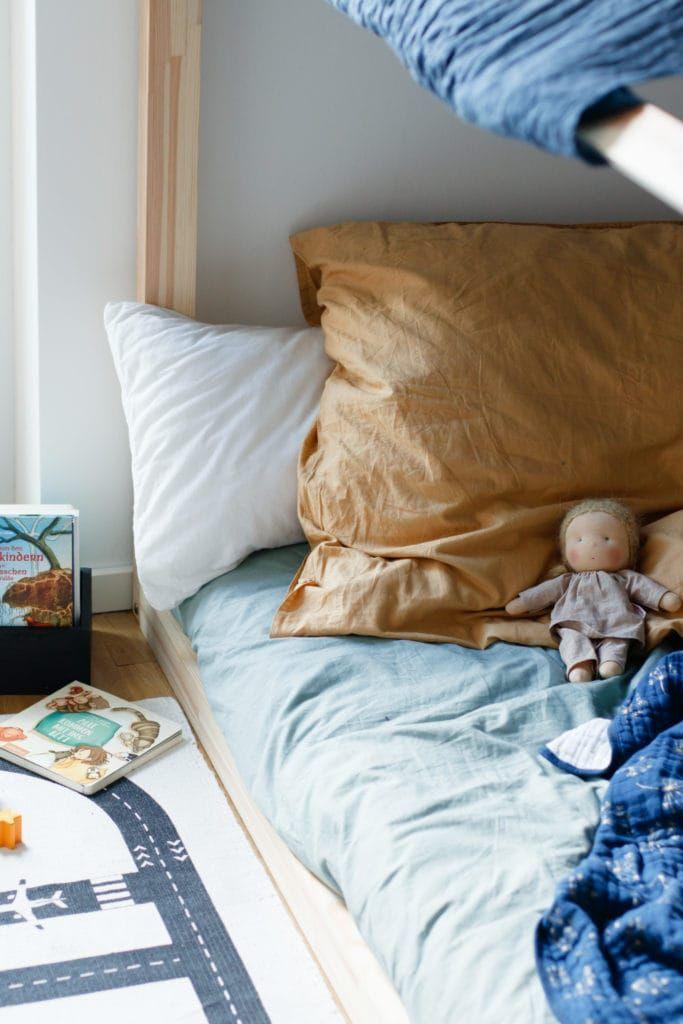 Hausbett für Kinder Hausbett, Bodenbetten und Kinderzimmer