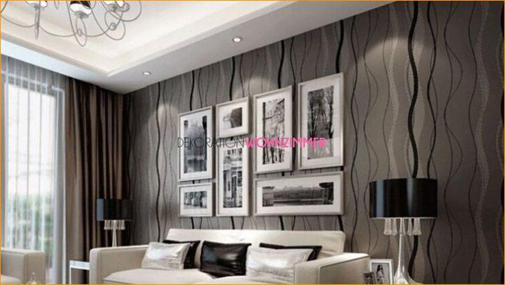 Deko Trend: Wohnzimmer Ideen Wandgestaltung