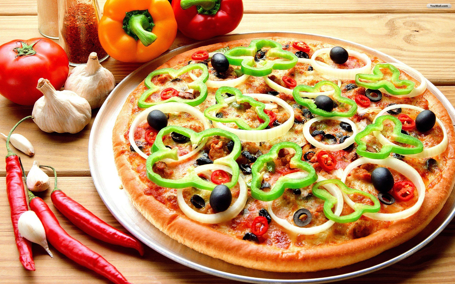 Pizza hd wallpapers free download hd wallpapers pinterest all recipes cooking channels shows and top global chefs share their best recipes and demonstrate their specialties in cooking techniq forumfinder Images