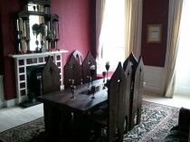 The gothic dining room <3