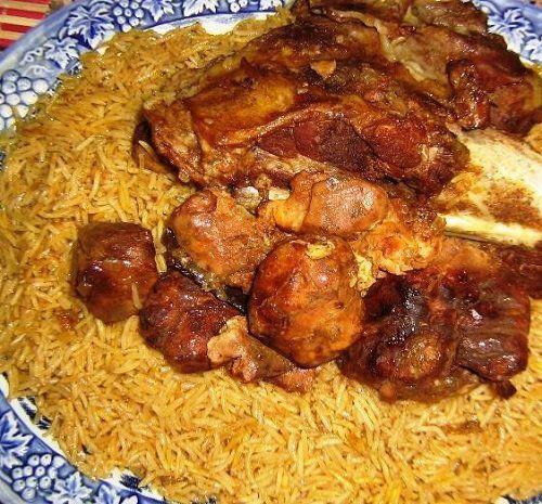 طريقة عمل الارز الكابلي باللحمة طريقة Egyptian Food Traditional Food Cooking