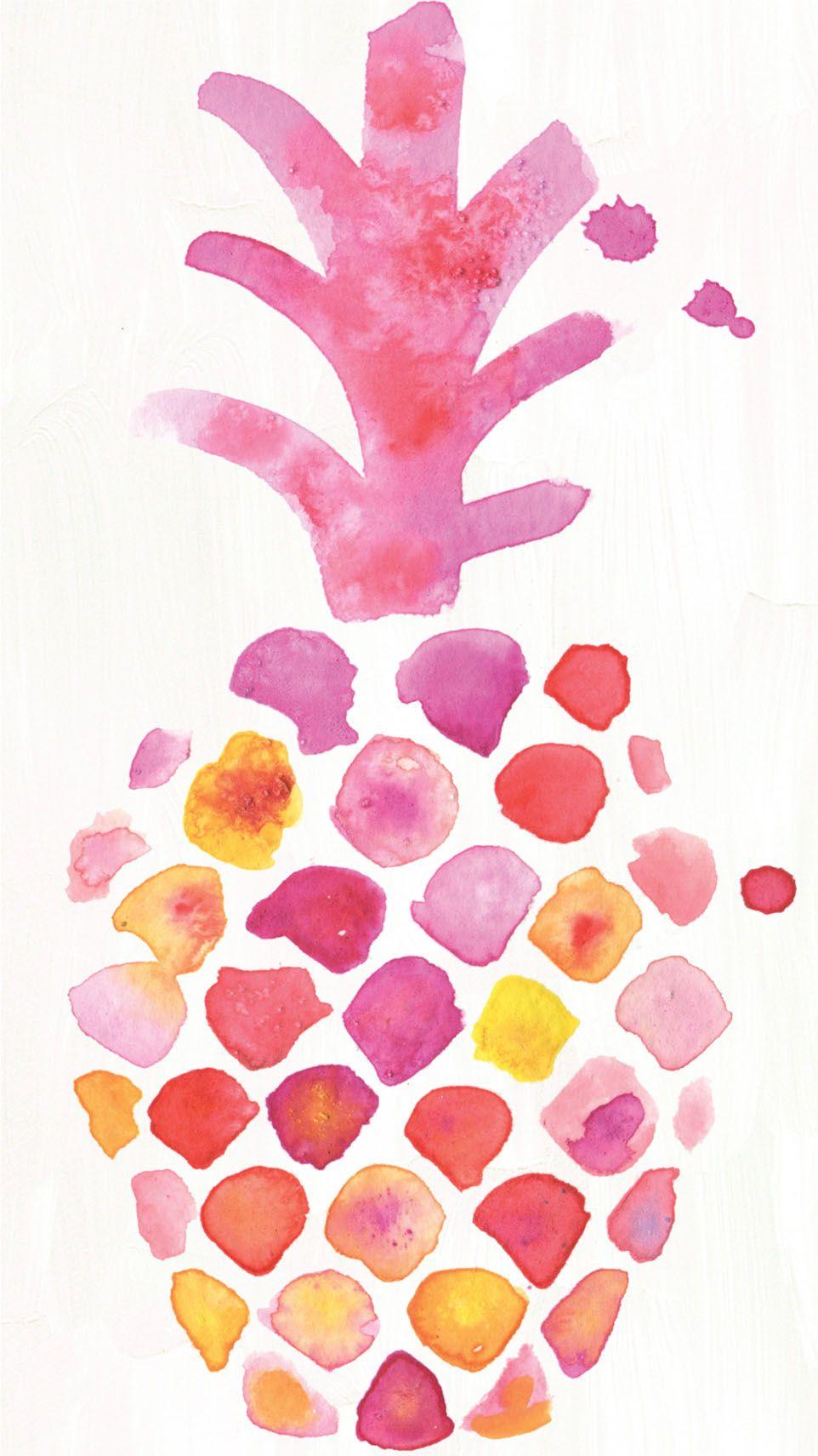 iPhone 6 pineapple wallpaper Wallpaper iphone cute