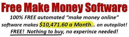 FREE CASH GENERATING SOFTWARE