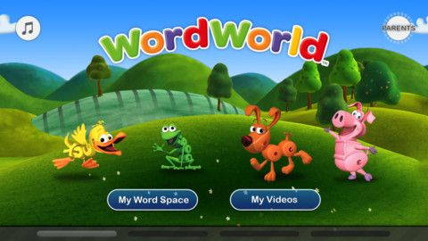 WordWorld: Fun with WordFriends - $2 99  Word games based on