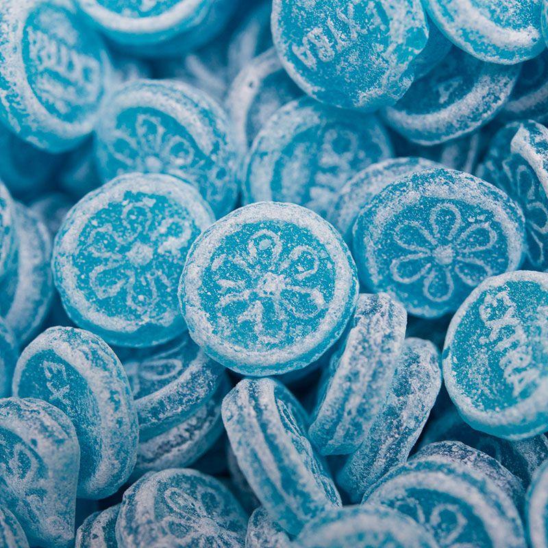 Pastilles De Menthe Poivree Bonbon Bleu Et Blanc Nourriture Bleu Esthetique Bleu Pastel Fond D Ecran Pastel
