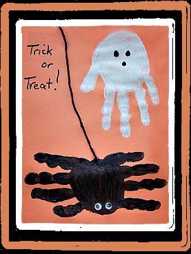 Google Image Result for http://kiboomukidscrafts.com/wp-content/uploads/2011/10/Halloween-Craft-Handprint-Ghost-and-Spider-For-Kids1.png