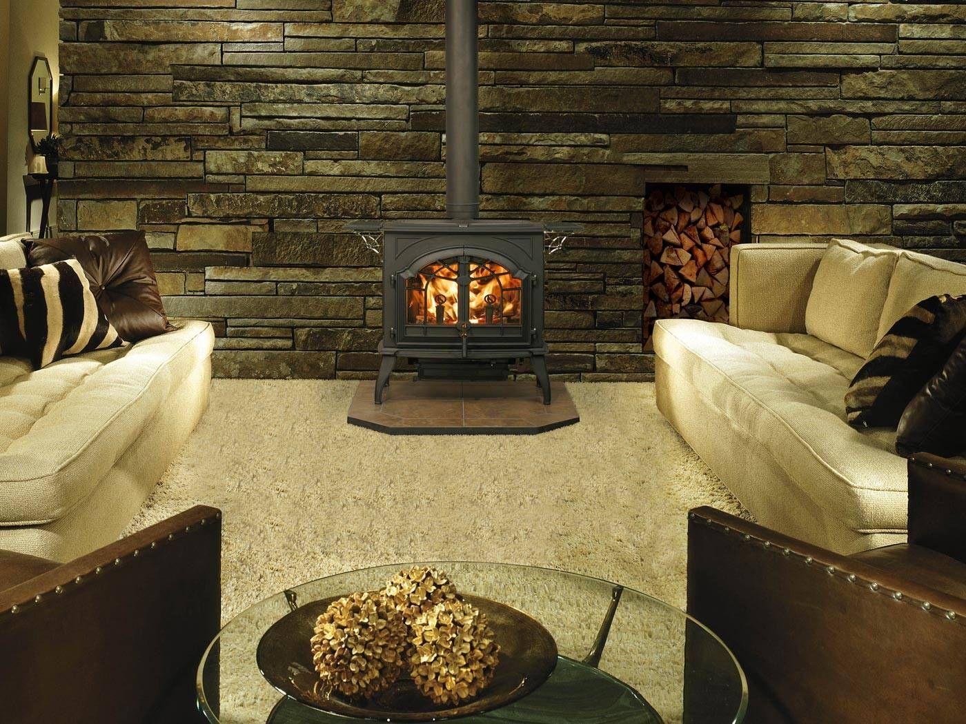 Quadra-Fire | Isle Royale Wood Stove | Design | Pinterest | Cooker ...